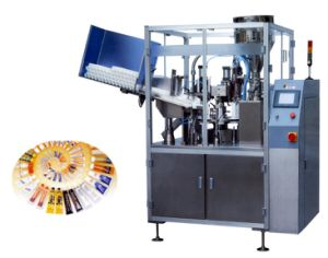 Sgf Ointment Plastic Tube Filling and Sealing Machine pictures & photos