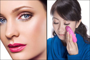 Portable Mini Eye Vibrating Face Skin Massager Eye Bag Dark Circles Remover Massager Pencil pictures & photos