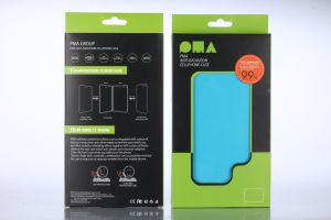 2017 Pma Flip with Credit ID Card Slot Anti-Radiation PU Mobile Phone Shell pictures & photos