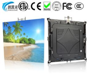 CCC Ce RoHS P6 Slim Rental Outdoor Full Color LED Video Display Screen pictures & photos
