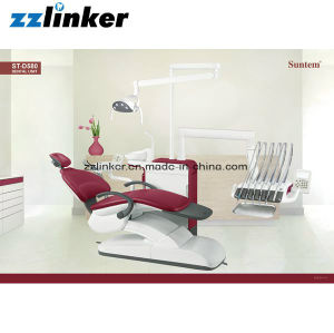 Ce/FDA Approved China Suntem St-D580 Dental Chair Unit pictures & photos