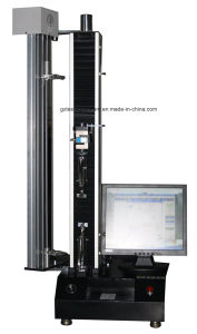 Desktop Digital Single Pole Universal Tensile Testing Machine pictures & photos
