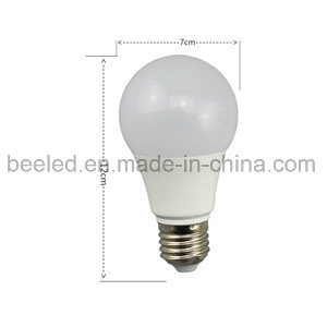LED Corn Light E27 7W Cool White Silver Color Body LED Bulb Lamp pictures & photos