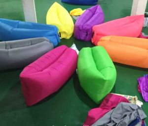 Outdoor Camping Inflatable Air Lounger Bag pictures & photos