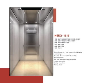 Machine Roomless Passenger Elevator pictures & photos