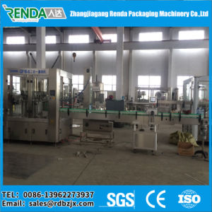 Bottle Fruit Juice Bottling Machinery Automatic 3 In1 Juce Filling Machine pictures & photos