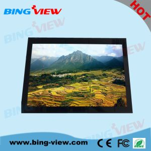 """17""""Free Bezel Projective Capacitive Touch Display Monitor for Commercial Kiosk pictures & photos"""