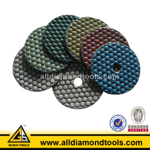 Dry Diamond Polishing Pads for Marble pictures & photos