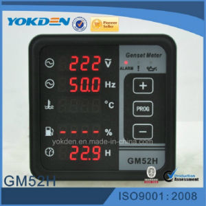 GM52h Diesel Engine Digital Fuel Level Meter with Protections pictures & photos