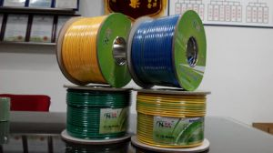 Single PVC Insulated Building and Light Control Wire pictures & photos