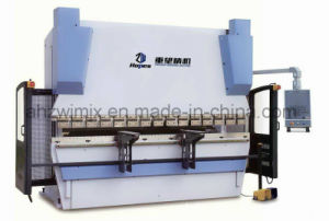 We67k 600t/6000 Dual Servo Electro-Hydraulic CNC Press Brake pictures & photos