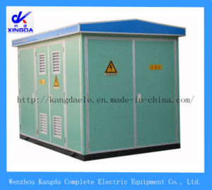 Yb-12/0.4 Prefabricated Box Transformer (landscape type) pictures & photos