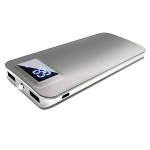 11000mAh External Battery Charger Portable LCD Power Bank pictures & photos