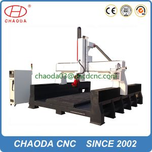 High Z Axis CNC Milling Machine for Large Mould Engraving pictures & photos