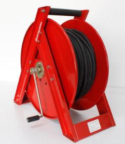 Hand Crank Driven No Slip Ring Cable Reel pictures & photos