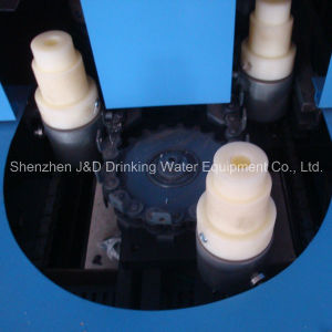 3-6 Gallon Plastic Bottle Semi-Auto Stretch Blow Molding Machine pictures & photos