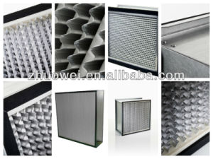 H13 Metal Frme Absolute HEPA Filter pictures & photos