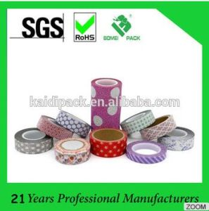 Decorated Tape Top Quality Hologram Tape pictures & photos