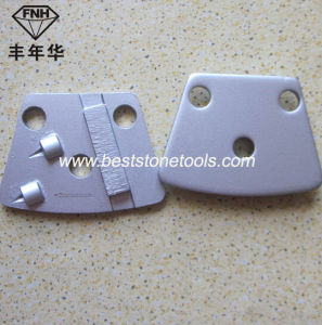 PCD Plate Polishing Tool for Removal Epoxy