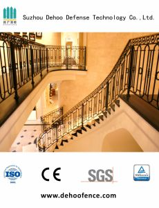 Luxury Home Decorated Stair Fence with High Quality pictures & photos