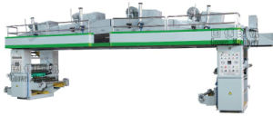 PLC Control High Speed Dry Laminating Machine for Film 150m/Min pictures & photos