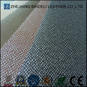 Synthetic Leather for Furniture/ Handbag/ Decoration/ pictures & photos