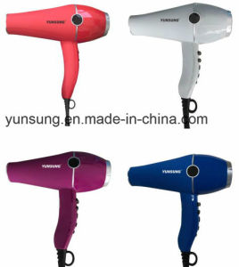2017 New Lightweight DC Hair Dryer with 2000W pictures & photos