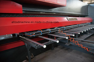 High Quality CNC V Groovers Groove Machine pictures & photos