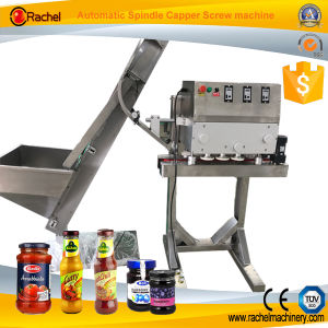 Automatic Spindle Capper Screw Machine pictures & photos
