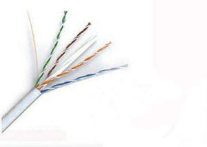 Ce Certificate FTP CAT6A Network Cable, LSZH 305m/Roll pictures & photos