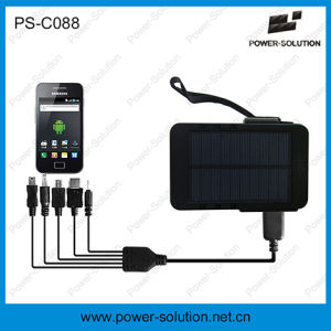 China Portable Solar Charger with USB Charger for Cell Phone pictures & photos