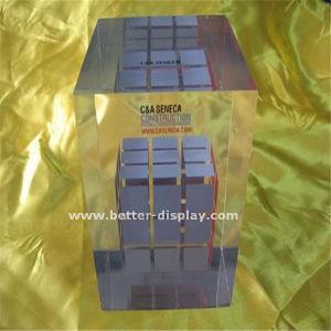 Custom Clear Acryic Crystal Award (BTR-I 7016) pictures & photos