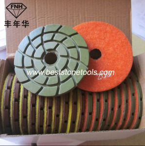 Concrete Resin Polishing Pads for Floor Restoration