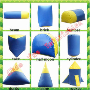 High Qualtiy Outdoor Inflatable Paintball Bunkers for Sports Game pictures & photos