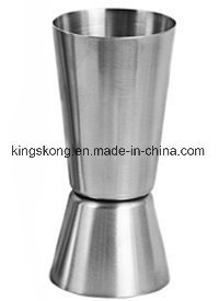 15/30ml Double Jigger, Stainless Steel Cup by Whiskey pictures & photos
