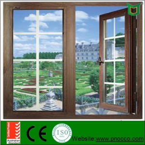 Aluminum Casement Window with Mosquito Screen, Fly Screen pictures & photos