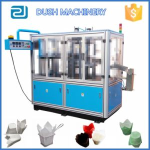 Paper Cup Cake Machine, Paper Tray Making Machine, Tulip Baking Cup Machine