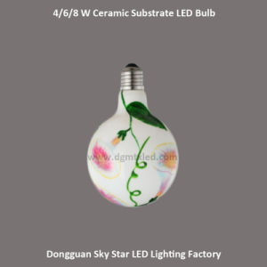Hot Sale G125 Unique Lighting Petunia Sticker LED Bulb pictures & photos