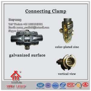 Safe Durable Scaffolding Fixed Double Coupler for Construction pictures & photos