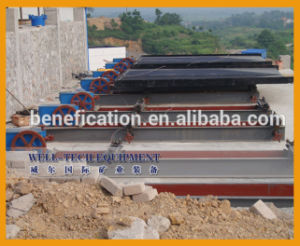 Gold Tin Recovery Shaking Table Gravity Concentrator pictures & photos