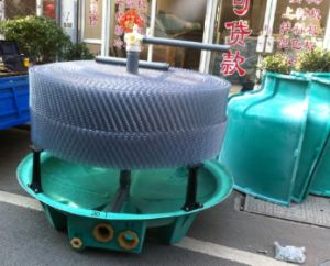 Round Type Counter Flow Cooling Tower Quick Delivery Time pictures & photos