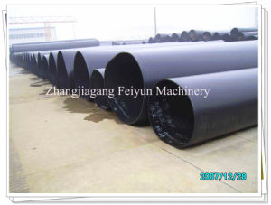 High Capacity PE Tube Extrusion Machine pictures & photos