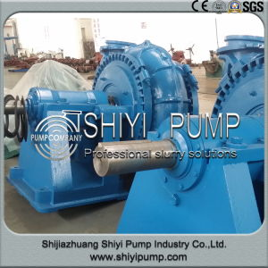 Horizontal River Dredging Sand Gravel Slurry Pump pictures & photos