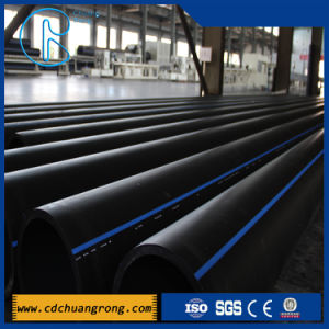 HDPE Plastic Water Pipe Roll (Flexible Drain Pipe) pictures & photos