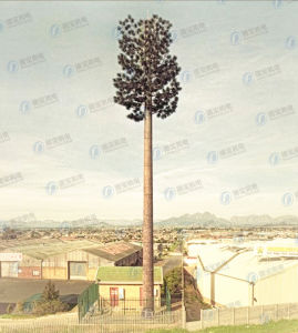 Steel Frame Camouflaged Telecommunication Tree Tower pictures & photos