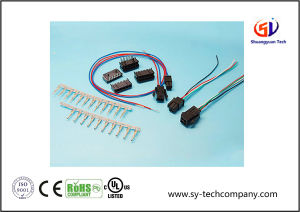 "3.00mm (0.118"") Pitch Wire to Board Connector pictures & photos"