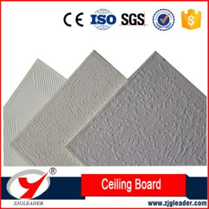 PVC Coated MGO Board Ceiling Tile pictures & photos