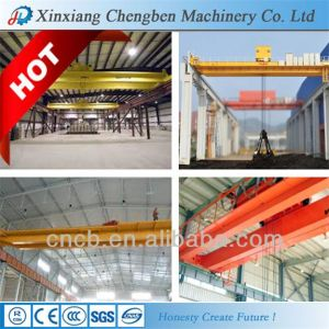 Qd Electric Trolley Double Beam Overhead Crane pictures & photos