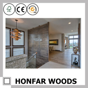 Custom Home Furniture Wood Folding Screen pictures & photos