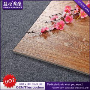 Foshan Juimics China Rustic Wood Look Porcelain Tile pictures & photos